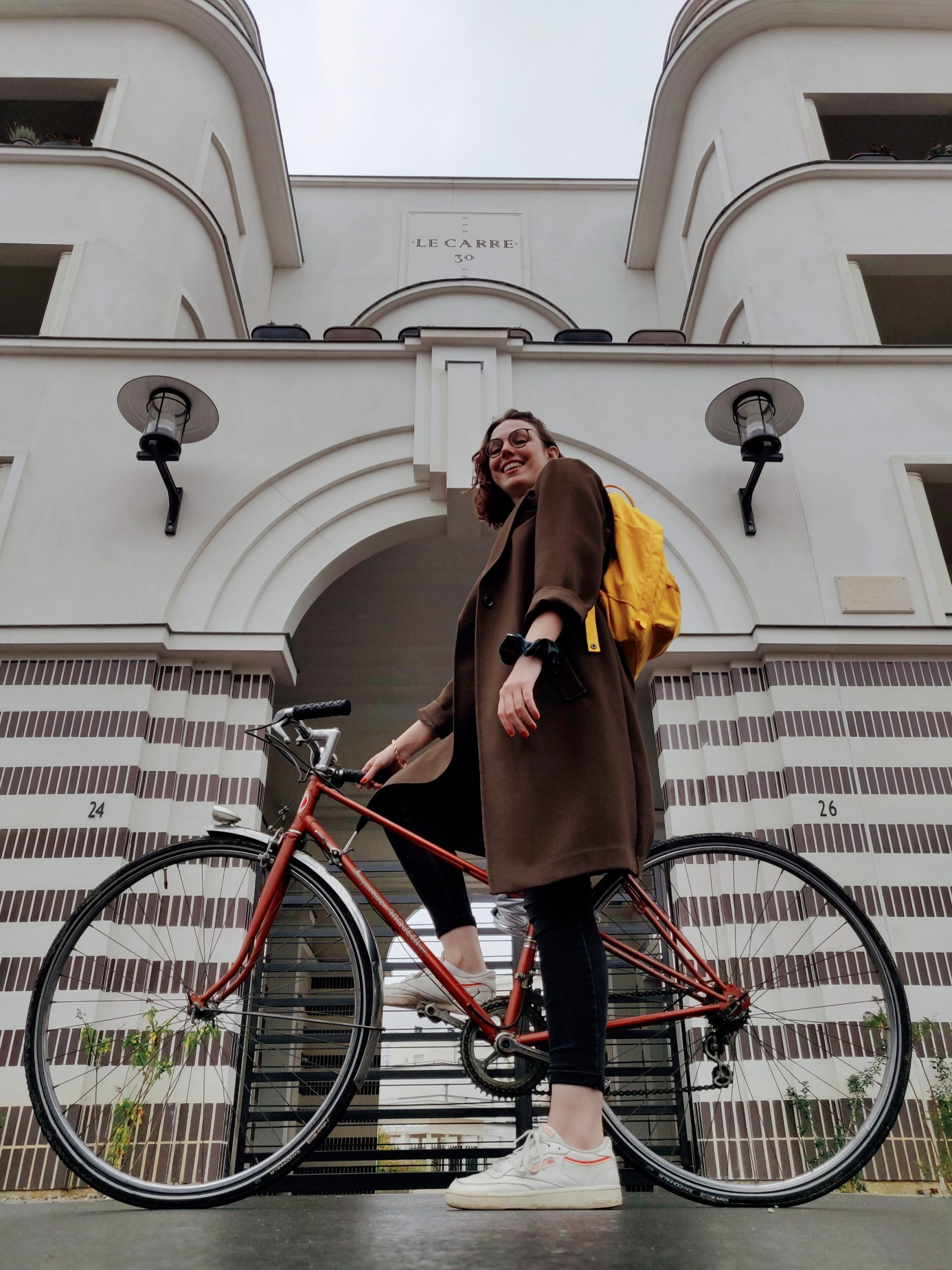 Livraison à vélo en Seine-et-Marne